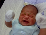 Jaylen 1st Month