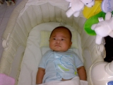 Jaylen 2nd Month